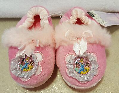 Girls Toddler Dora,Tinkerbell & More Slippers