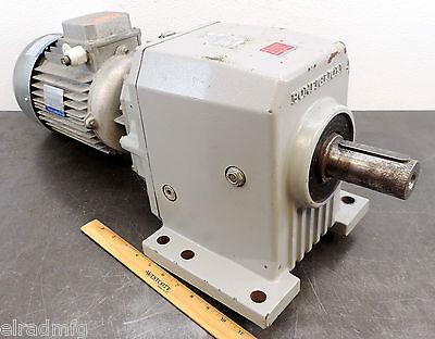 Bonfiglioli 8e56120015-m536945 Electric Motor Gear Box Gear Drive Gearbox