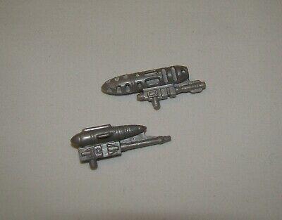G2 TRANSFORMERS ~ SKYSCORCHERS GUNS ~ EAGLE EYE and WINDRAZOR ~ HASBRO PARTS LOT