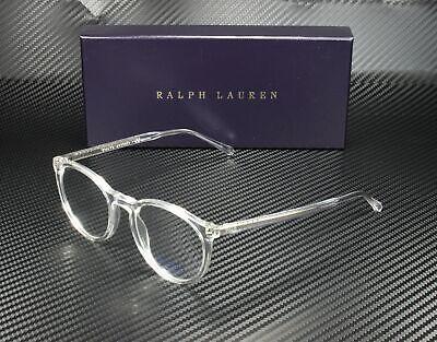 Ralph Lauren Polo PH2193 5002 CRYSTAL DEMO LENS 47 mm Men's (Ralph Lauren Lenses)
