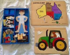 Wooden Puzzles 3 Maleny Caloundra Area Preview