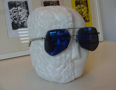 Grey Ant Megalast Flat - Designer-Sonnenbrille/Sunglasses mit Carl Zeiss Gläsern