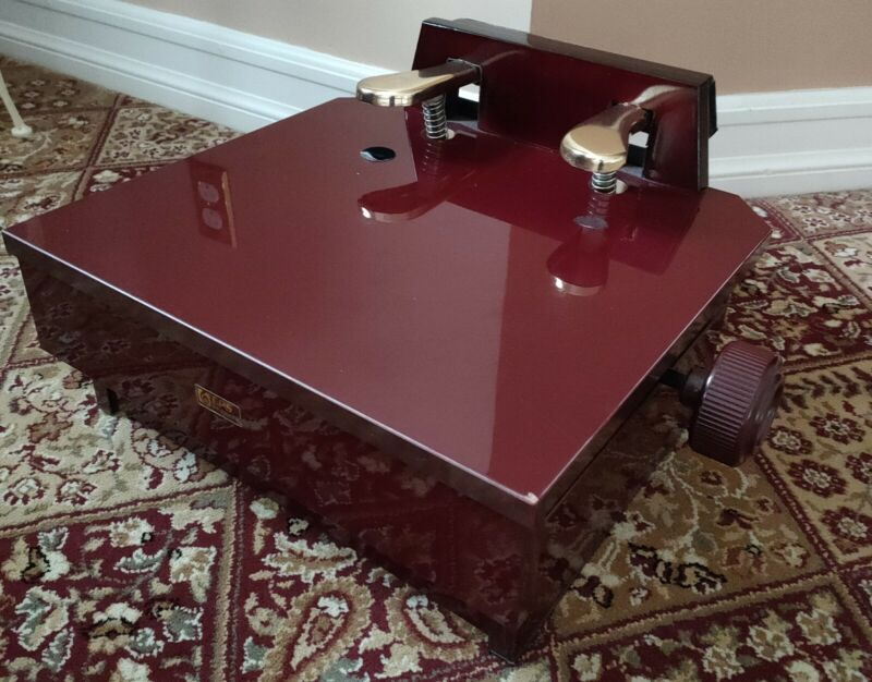 WOOD Piano Foot Pedal Stool/Extender  LOCAL PICKUP ONLY