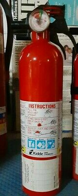 Kidde Fire Extinguisher 2.5lb - Abc Dry Chemical
