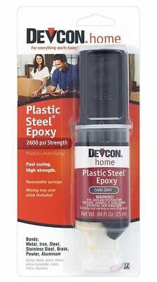 Devcon 62345 Plastic Steel Epoxy Syringe Waterproof Glue Adhesive S6gl62345