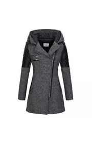 Women Winter Hooded Coat (Brand New)