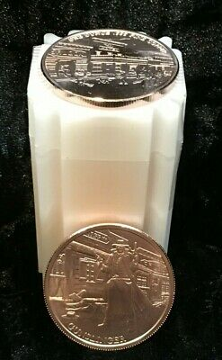 20 Coin Roll GUNSLINGER 1 oz. Copper Round LIMITED #2 PROSPECTOR SERIES