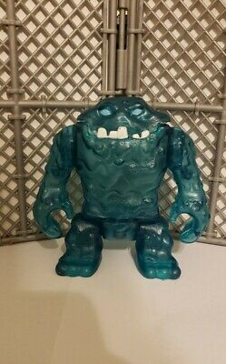 Fisher Price Imaginext DC Super Friends Iceface Ice Face Clayface Mr Freeze goon