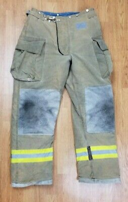 Morning Pride Ranger Firefighter Bunker Turnout Pants 36 X 33 11