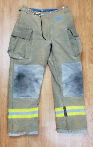 Morning Pride Ranger Firefighter Bunker Turnout Pants 36 x 33
