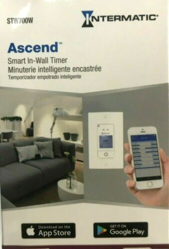 Ascend Smart Wi-Fi 15A 7-Day LED, Switch/Timer, No Hub Required, Works with Alex