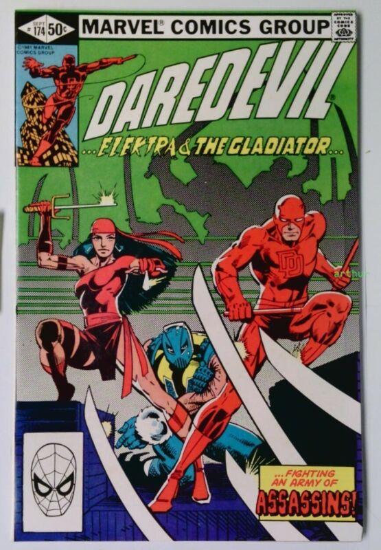 Daredevil #174 (Sep 1981, Marvel) VF