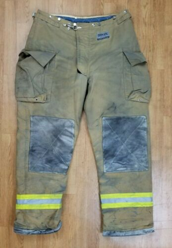 Morning Pride Ranger Firefighter Bunker Turnout Pants 42 x 35