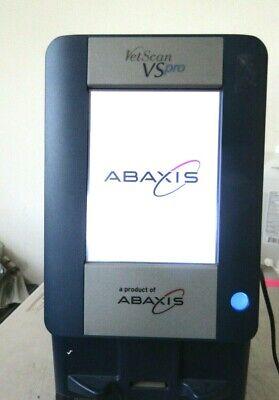 Abaxis 15100 Vs Pro Vet Scan Chemistry Analyzer Test Scanner