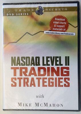 Nasdaq Level Ii Trading Strategies By Mike Mcmahon   Stock Trading Dvd