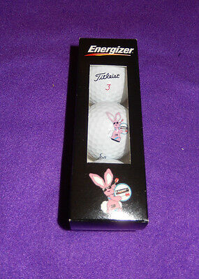 energizer bunny golf balls brand new in