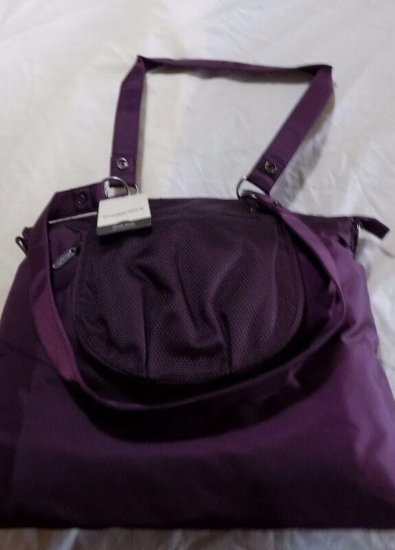 Baggallini Duet Tote (Grape)