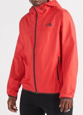 AUTHENTIC The North Face Mens Cyclone 2 Windbreaker Jacket  red - L, XL, or XXL