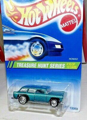 1995 Hot Wheels Classic Nomad Treasure Hunt