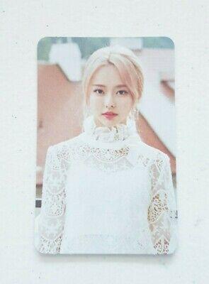 "MONTHLY GIRL 1/3 ViVi Official Photocard - Official 1st Mini  ""LOVE & EVIL"""