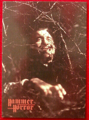 HAMMER HORROR - Series 2 - Card #143 - Satanic Rites Dracula - Christopher Lee