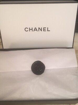 CHANEL Signature Gift Box w/Tissue 100% Authentic! Medium