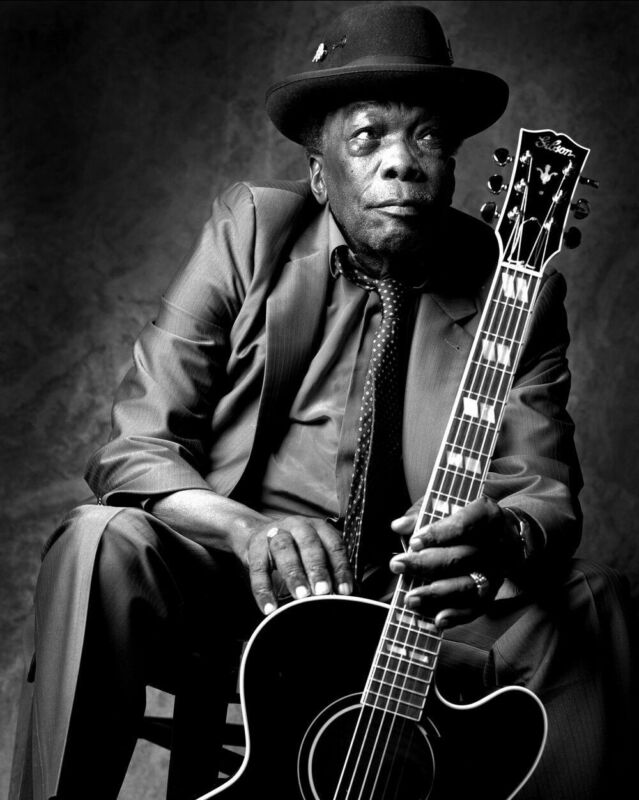 JOHN LEE HOOKER 8X10 GLOSSY PHOTO PICTURE IMAGE #3