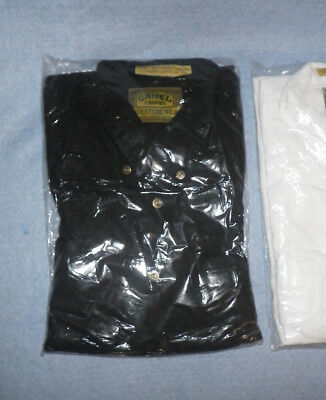 Camel Trophy Adventure Wear Safari Shirt Cargo Button Short Sleeve Olive Size XL