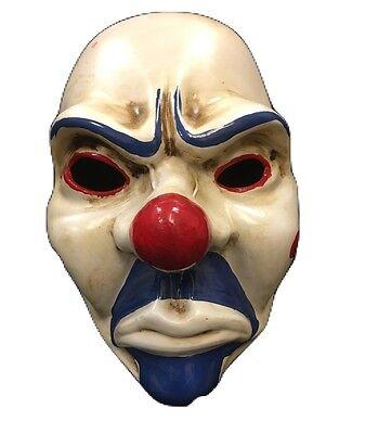 UK Batman Joker Ufer Räuber Dunkler Ritter Film Maske Halloween Kostüm