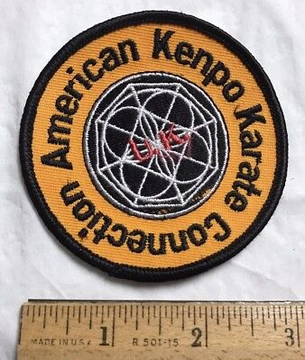 Patches Kenpo 2