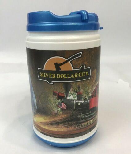 Silver Dollar City Refillable 24oz Mug Grandfathered 2008 Cup Branson, Missouri