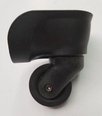 Schwarz Hardside Gepäck (Delsey Gepäck Ersatz Teil Rollen Rad für Hardside Freestyle und 2.0)