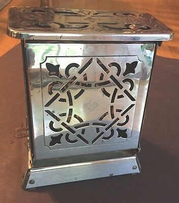 ANTIQUE EDISON GENERAL ELECTRIC D30 HOTPOINT TOASTER