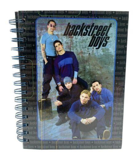 Vintage Backstreet Boys 1999 Andrews McMeel Publishing Notebook NEW