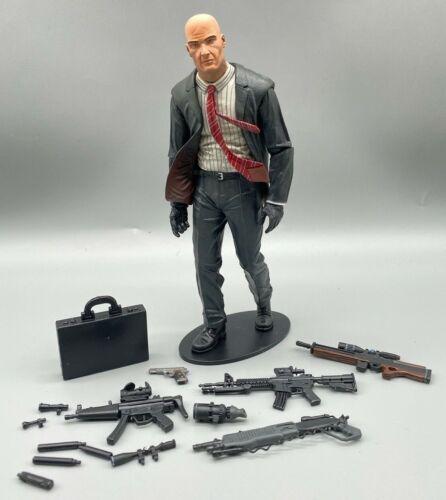 NECA Hitman Blood Money Player Select Agent 47 Action Figure