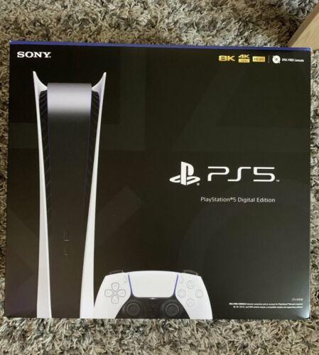 🚨WORLDWIDE SHIP🚨Sony Playstation 5 (PS5) DIGITALEDITION.