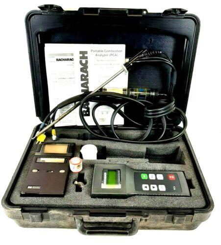 Bacharach Portable Combustion Analyzer PCA - 24-8043 - Printer CO Sensor 24-0789