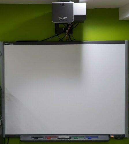 SMART Board SB660 and SMART UF75