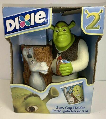 SHREK 2 - Dixie 3 oz Cup Dispenser NEW IN BOX