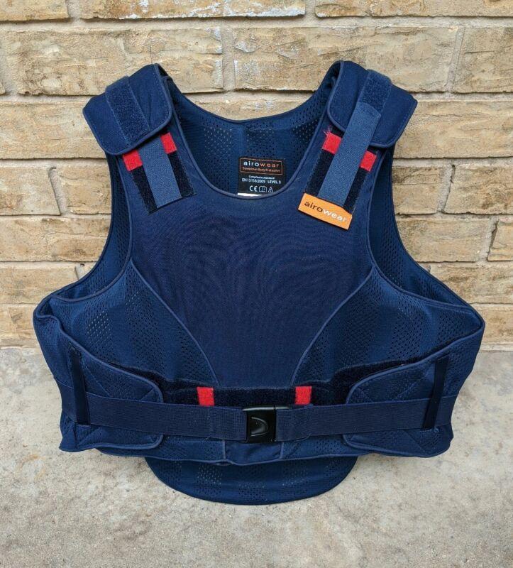 Airowear Youth XL Reiver Elite 010 Body Protector BETA