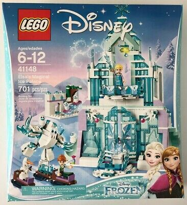 LEGO Disney Frozen Elsa's Magical Ice Palace 41148