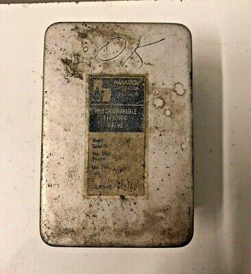 Hankison Programmable Electric Valve 0516-1