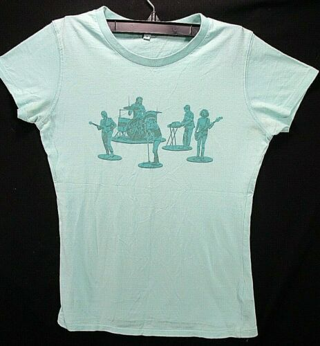 Kaiser Chiefs 2007 European Tour shirt size small-Women