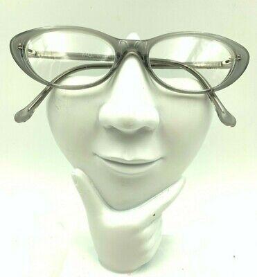 Face Stockholm Amber Gray Cat Eye Sunglasses Eyeglasses Frames Sweden