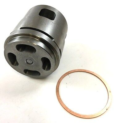 7271x Quincy Valve Assembly Discharge Quincy 325 Air Compressor Parts