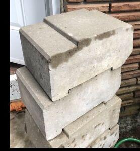Recherche bloc de muret
