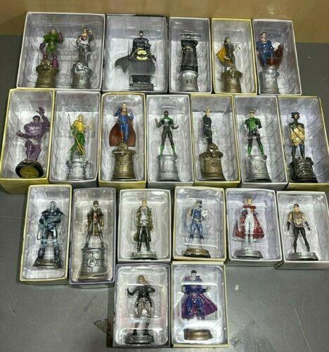 DC COMICS Eaglemoss Collector's Set Figurines. Batman Superman Rare You Picks