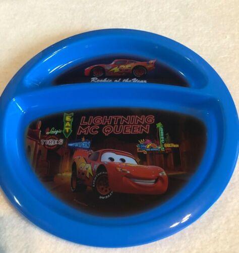 Disney Pixar Cars 2 SECTION PLATE LIGHTNING MC QUEEN