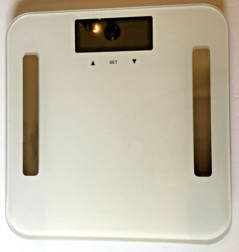 Visage Body Fat SCALE Pro Style New & Unused in Open Box~Battery Incl