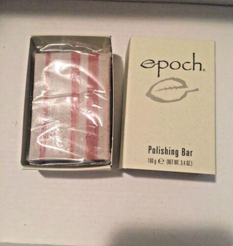 New Nu Skin Nuskin Epoch Polishing Bar Soap 3.4oz Remove dead skin dirt Oil x1